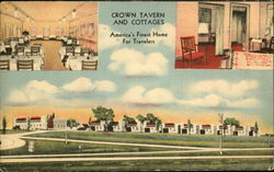 Crown Tavern and Cottages
