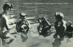 Teela-Wooket, The Horseback Camps - Scuba Divers