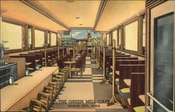 The Green Mill Cafe Diner