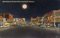 Night Scene on Garrison Avenue