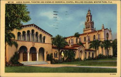 Rollins College - Annie Russel Theatre and Knowles Memorial Chapel