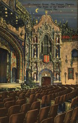 Tampa Theatre - Interior