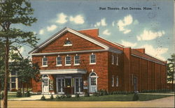 Post Theatre Postcard