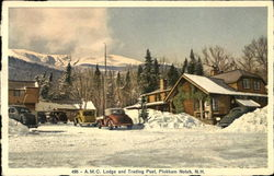 A.M.C. Lodge and Trading Post, Pinkham Notch