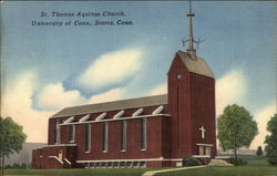 University of Connecticut - St. Thomas Aquinas Church