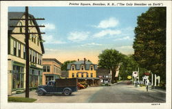 "Proctor Square - ""The Only Henniker on Earth"""