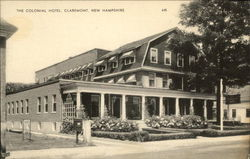 Street View of the Colonial Hotel