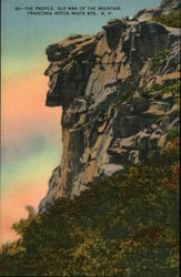 Old Man of the Mountain