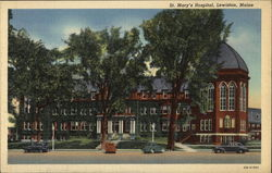 Street View of St Mary's Hospital