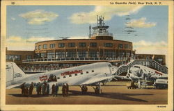 La Guardia Field, New York, N.Y