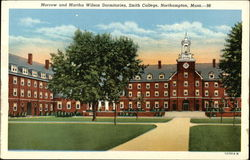 Morrow and Martha Wilson Dormitories, Smith College