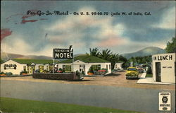 Pen-Go-In Motel