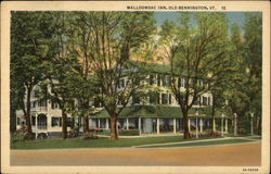 Walloomsac Inn and Grounds