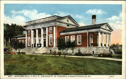 Madison Hall, YMCA, University of Virginia