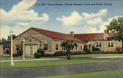 Woman's Club and Public Library
