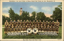 Boy Scout Drum and Bugle Corps