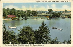 Crystal Lake and Scout Haven