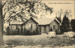 Scouts' Cabin and Grounds, Peapack