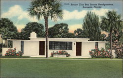 Rotary Club Boy Scouts Headquarters