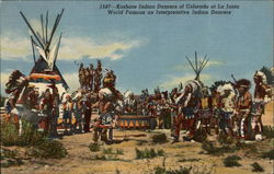 Koshare Indian Dancers of Colorado