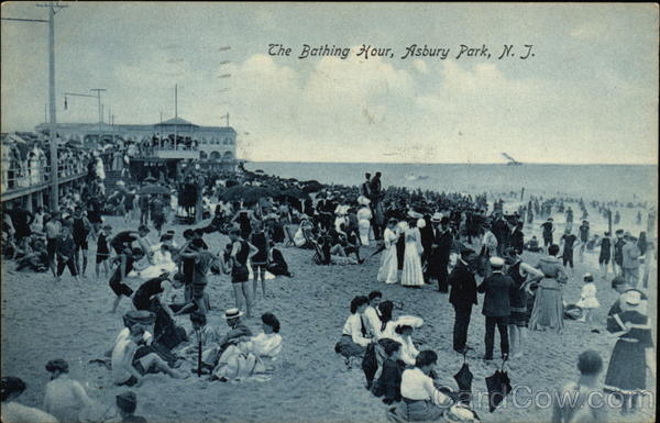 The Bathing Hour Asbury Park New Jersey