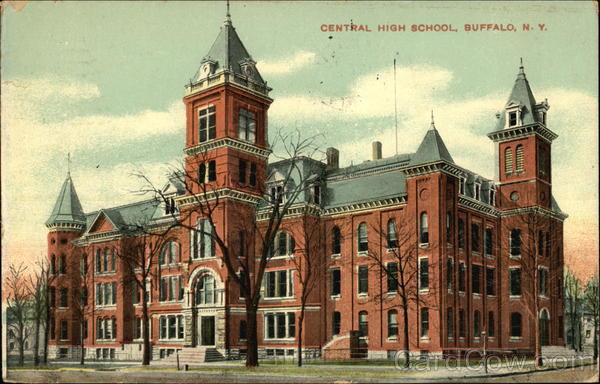 Central High School Buffalo New York