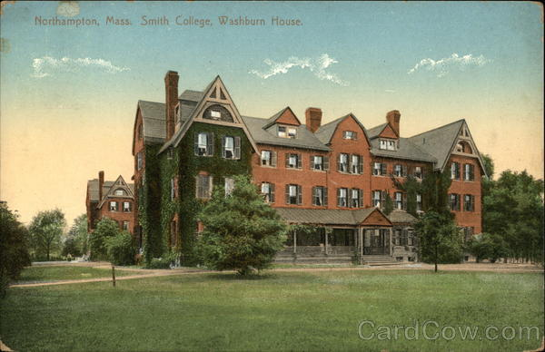 Smith College - Washburn House Northampton Massachusetts