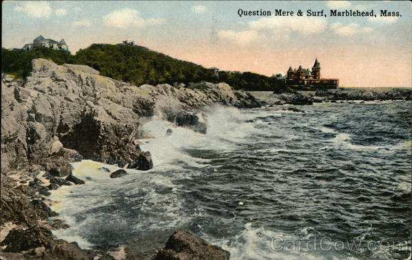 Question Mere & Surf Marblehead Massachusetts