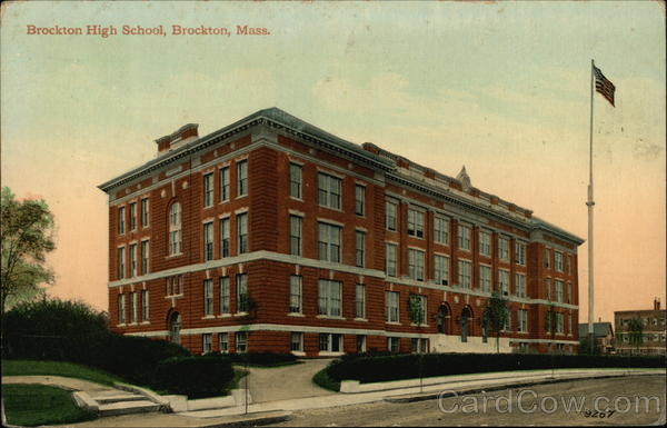 Brockton High School Massachusetts
