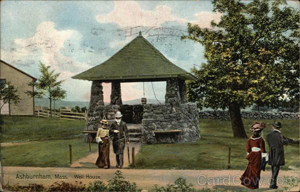 Well House Ashburnham Massachusetts