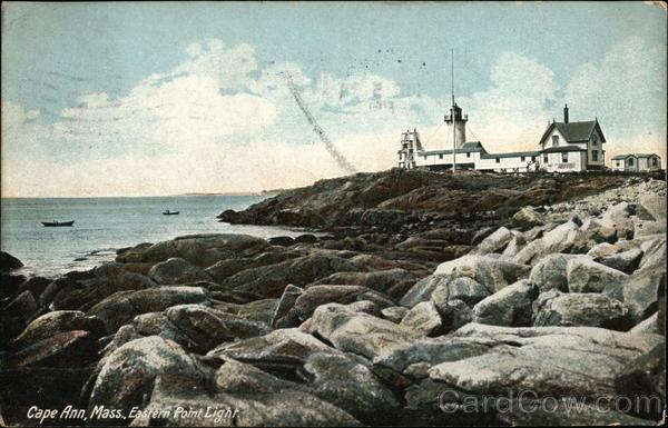 Eastern Point Light, Cape Ann