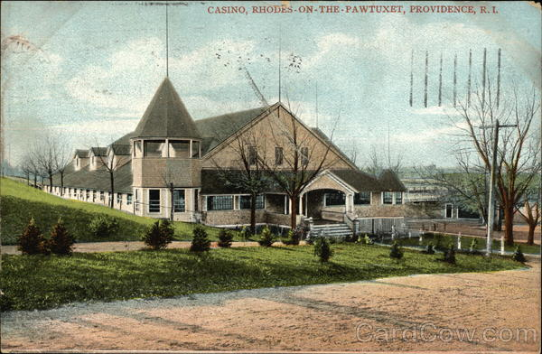 Casino, Rhodes-on-the Pawtuxet Providence Rhode Island