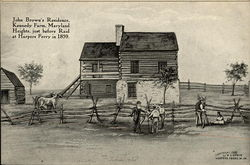 John Brown's Residence, Kennedy Farm, Maryland Heights