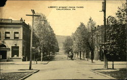 Liberty Street from Third