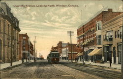 Ouellette Avenue, Looking North