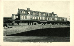 Large Pennsylvania Depot
