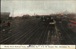 Maclay Street Railroad Yards