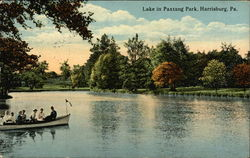 Lake in Paxtang Park