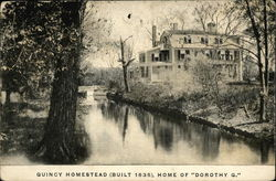 Quincy Homestead, Home of Dorothy Q