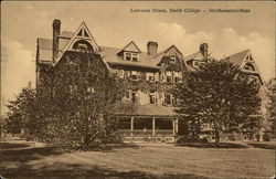 Lawrence House, Smith College