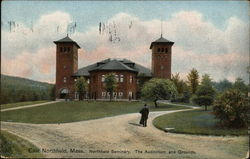 Northfield Seminary, The Auditorium and Grounds