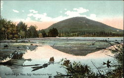 Tully Mountain and Pond