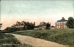 Hospital Cottages