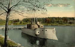 "Whatcom Park, Warship ""McKinley"" at Anchor"