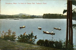 Canoe Club, Tuxbury's Pond