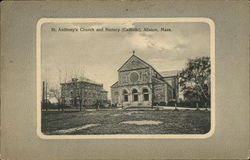 St. Anthony's Church and Rectory (Catholic)