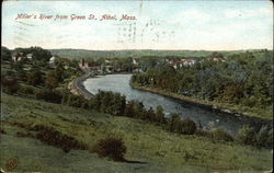 Miller's River from Green Street