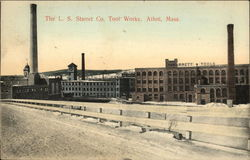 The L.S. Starret Co. Tool Works