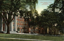 Front Campus, Brown University