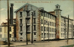 The Old White Mill, Cranston St